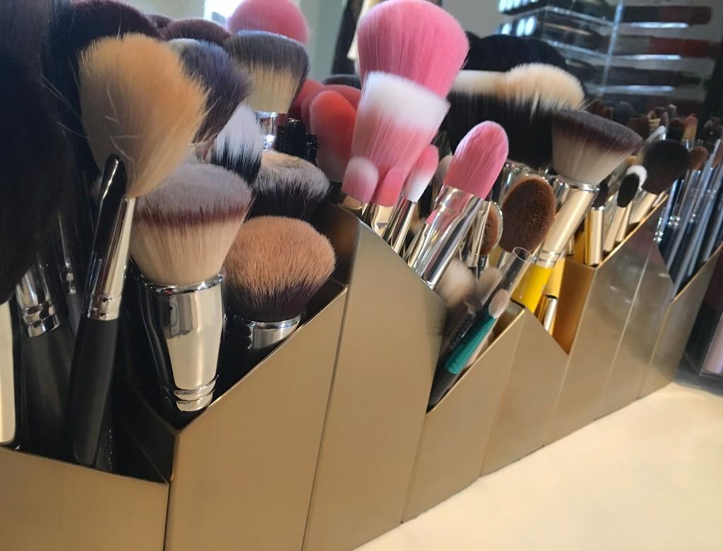 Makeup holders