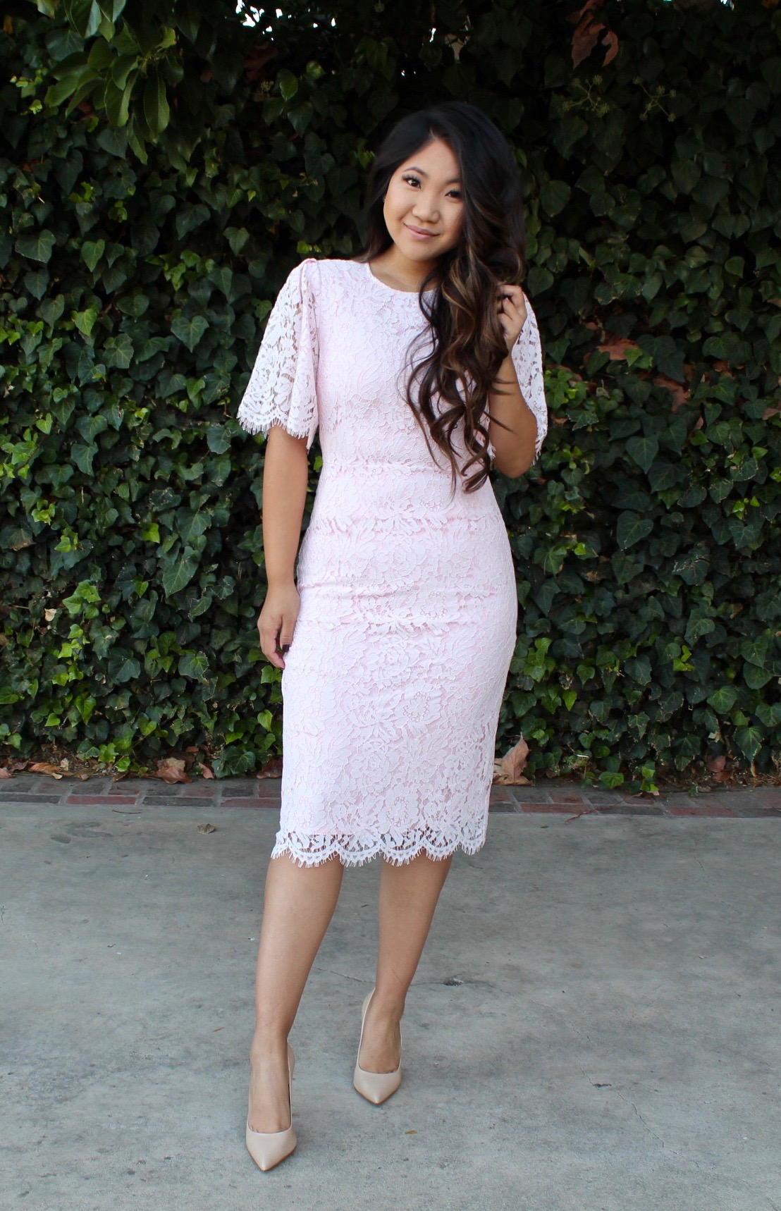Rachel Parcell Lace Dress