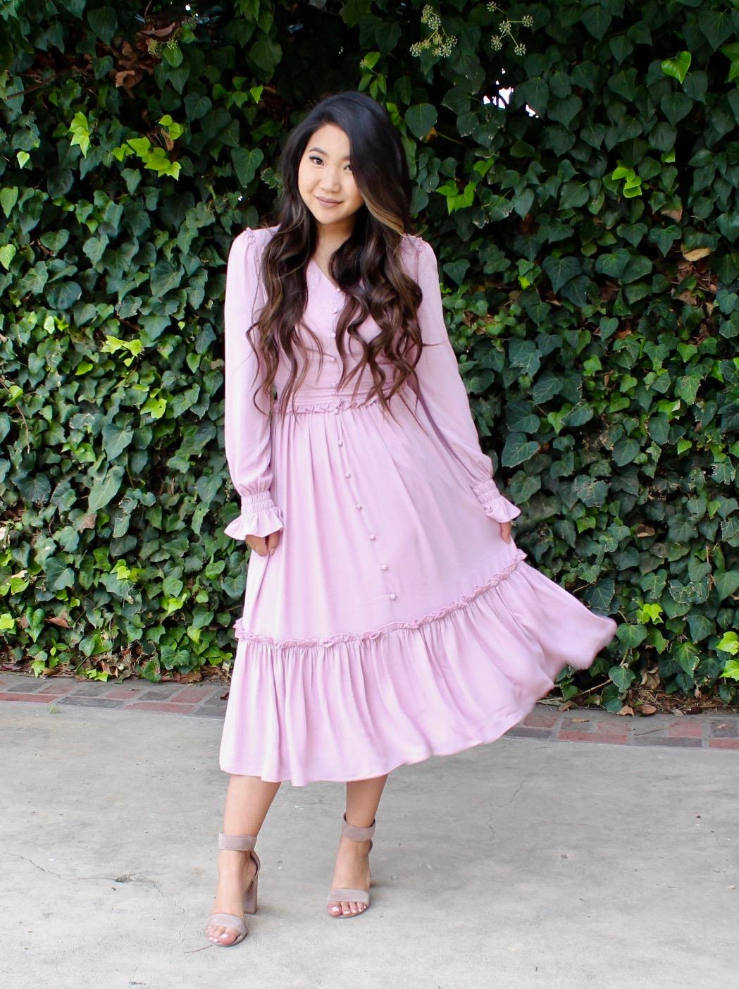 Rachel Parcell Chateau Dress